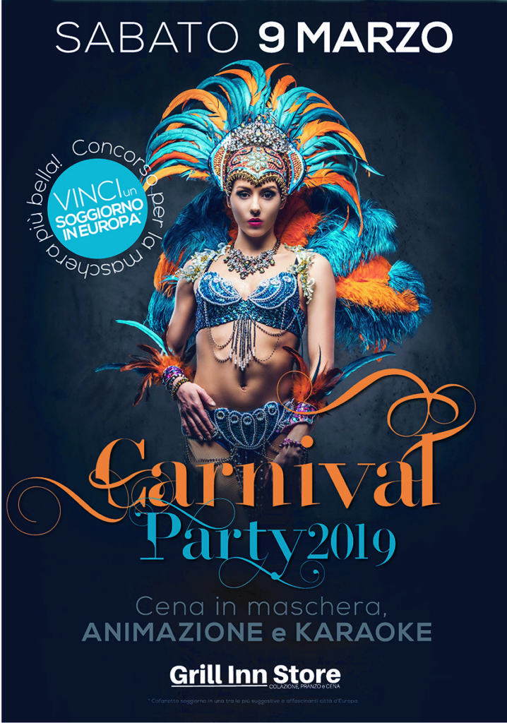 CARNIVAL PARTY 2019